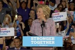 WSJ editorial board member backs Clinton
