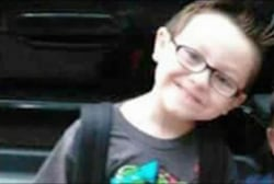Six-year-old school shooting victim dies