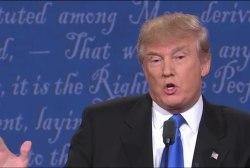 Trump blunders through disastrous week