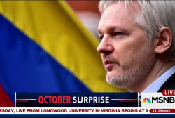 An October surprise from Wikileaks?