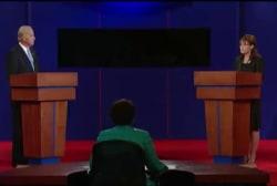 Has the VP debate ever made headlines?