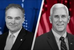 Final hours tick down to VP debate