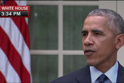 Obama: No nation can solve climate change...