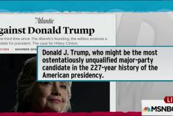 The Atlantic makes historic anti-endorsement