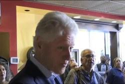 MJ panel: Take Bill Clinton off the stump