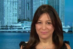 'Latinas for Trump' founder on 2005 interview