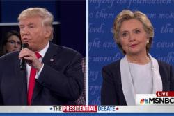 Despite tone, some policy news in debate