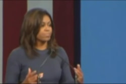 Michelle Obama 'could not be silent'
