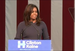 MJ panel: First lady gave a heartfelt speech