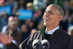 Obama a valuable asset on campaign trail