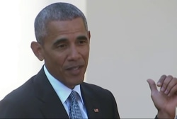 Obama: Trump Should 'Stop Whining'