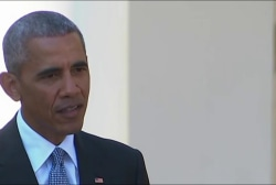 Obama: 'I'd invite Mr. Trump to stop whining'