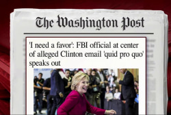 Top Republican calls for email investigation