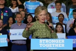 Do voters want 'gut reaction' from Clinton?