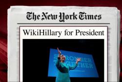 Friedman lauds WikiLeaks version of Clinton