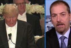 Chuck Todd: 'Trump lost the Al Smith Dinner'