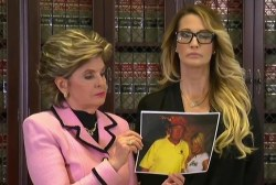 Trump accuser: 'This is not acceptable...