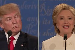 Trump's 'nasty woman' comment becomes...