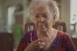 Victim of Trump housing discrimination speaks