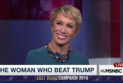 How Barbara Corcoran beat Trump