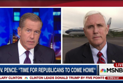Mike Pence on GOP unity, 2016, and more