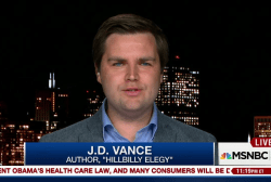 'Hillbilly Elegy' author on 2016 campaign