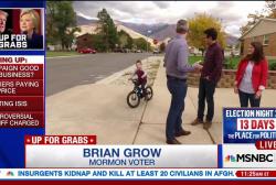 Up For Grabs: Anybody but Trump in Utah