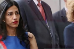 What will happen to Huma Abedin?
