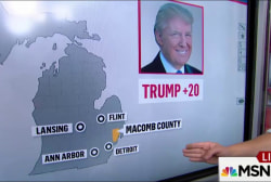 Will Trump be able to flip Michigan?