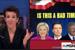 Comey double standard seen in new FBI leaks