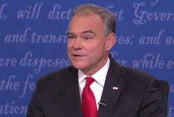 Kaine: 'We trust Hillary' with our...