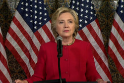 Hillary Clinton on Obamacare: We're going...