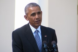 Obama: Reports of collusion on Clinton...