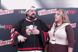 Kevin Smith Talks to AM Joy