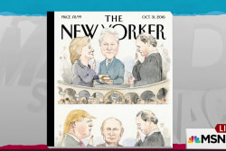 Exclusive: The New Yorker to endorse Clinton