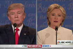 Clinton: 'Donald Thinks Belittling Women...