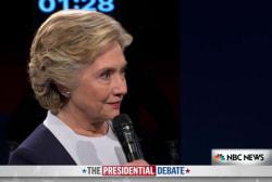 Clinton: 'We've Had Muslims in America...