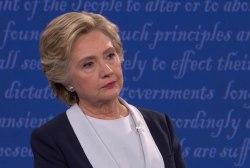 Clinton Talks 'Deplorables' Comment: 'My...
