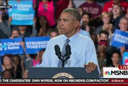 Obama tells men: 'look inside yourself'