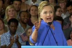 Clinton camp returns focus to Colorado