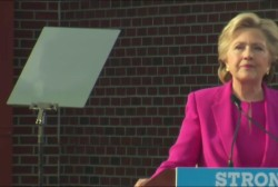 Will Clinton win battleground states?