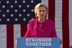 Trump's momentum vs. Clinton's advantage