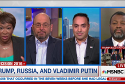 Trump, Russia, and Vladimir Putin