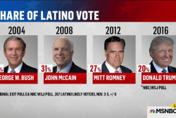 Maddow: Watch the national Latino vote number