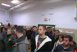 Voting is underway in NH and NC