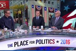 2016 talk: Historic election, Paul Ryan's...