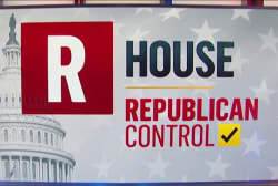 NBC News: GOP will control the House