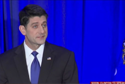 Ryan: 'We won on Trump's coattails'