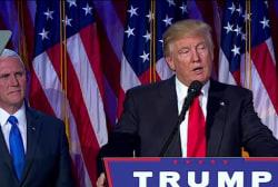 Donald Trump defies expectations