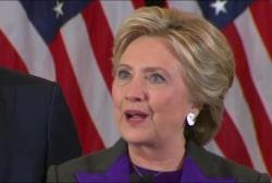 Joe: Clinton showed unprecedented...
